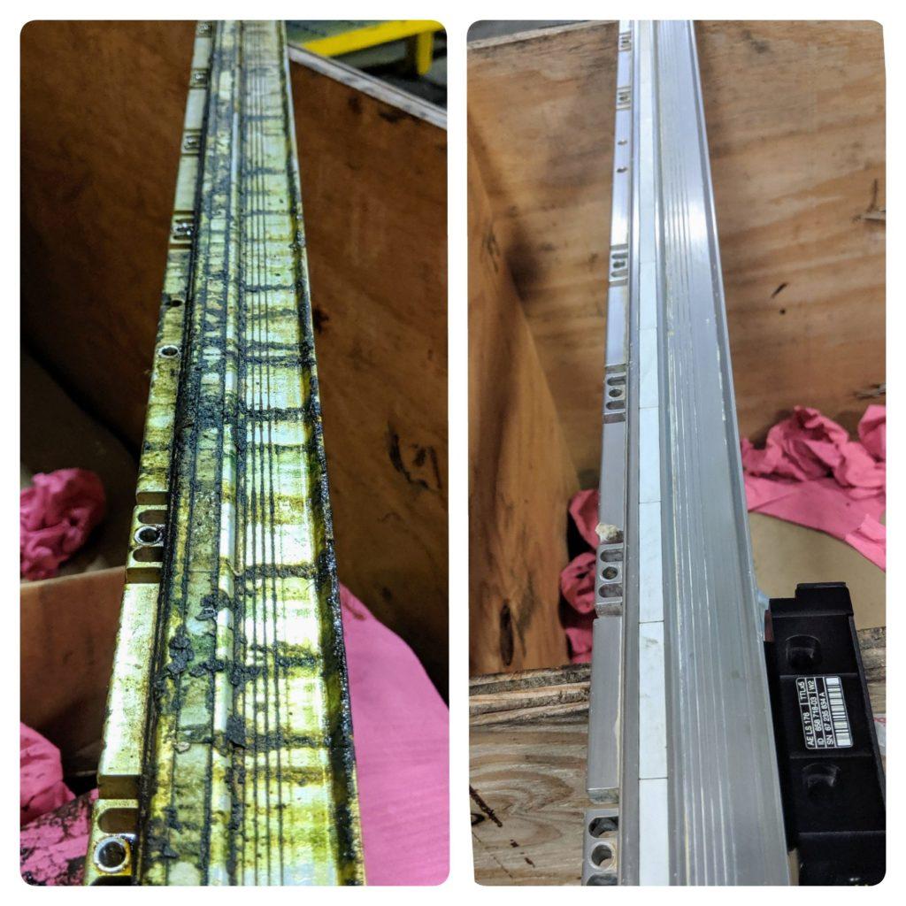 scale repair